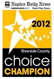 Vacation pools inc 2012 choice Award